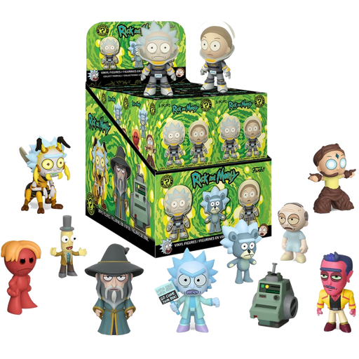 Rick and Morty - Mystery Mini - Series 3
