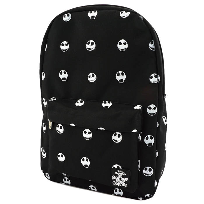 Nightmare Before Christmas All Over Print Sublimated Backpack