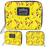 POKEMON PIKACHU AOP ZIP AROUND WALLET - LOUNGEFLY X
