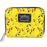 POKEMON PIKACHU AOP ZIP AROUND WALLET -