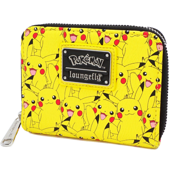 POKEMON PIKACHU WALLET - LOUNGEFLY X