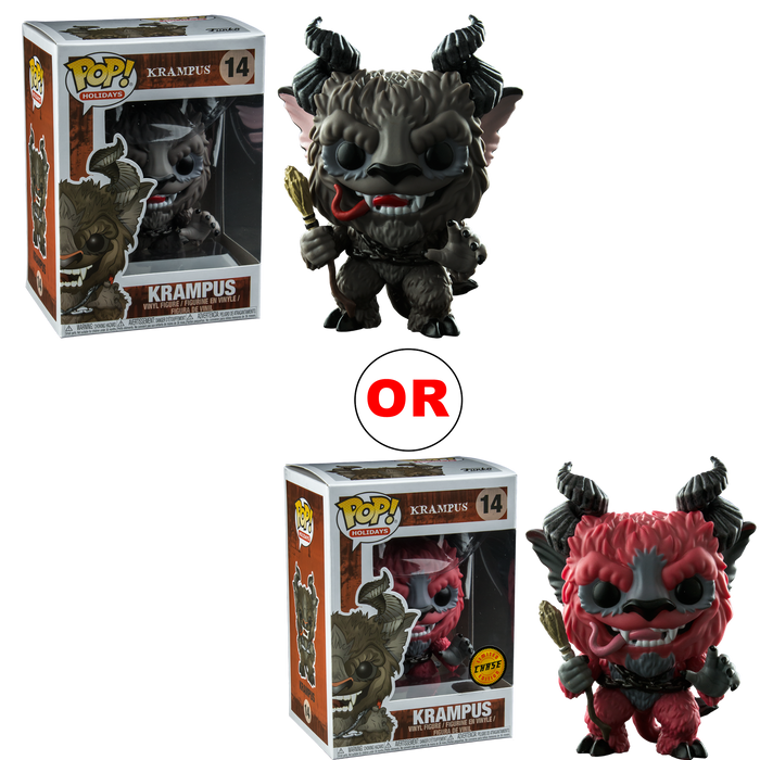 Krampus - Krampus Pop! Vinyl Figure