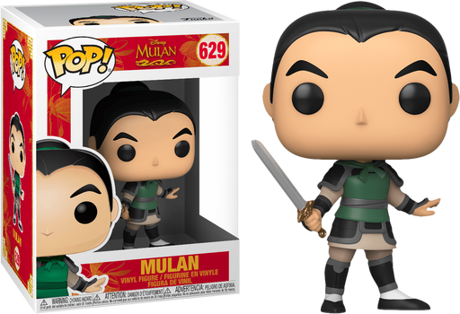 Mulan - Pop! Vinyl Figure
