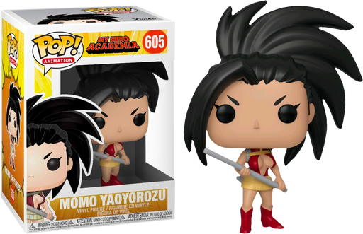 Momo Yaoyorozu -  My Hero Academia Pop! Vinyl Figure