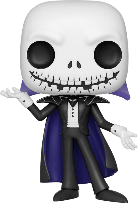 Vampire Jack Pop! -  The Nightmare Before Christmas Vinyl Figure