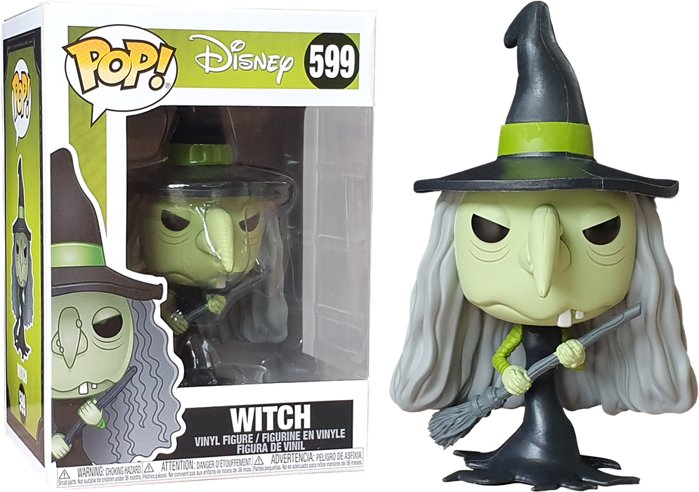Witch Pop! -  The Nightmare Before Christmas Vinyl Figure