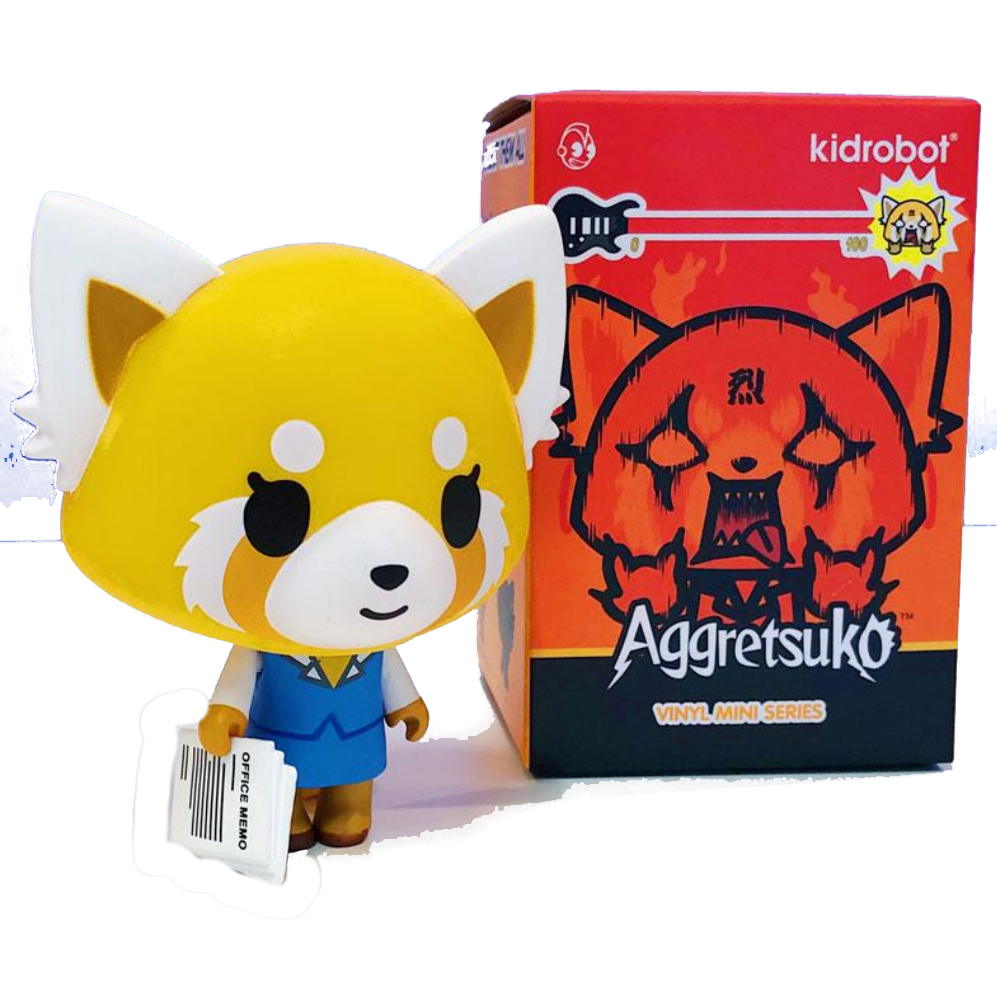 AGGRETSUKO BLIND BOX MINI SERIES
