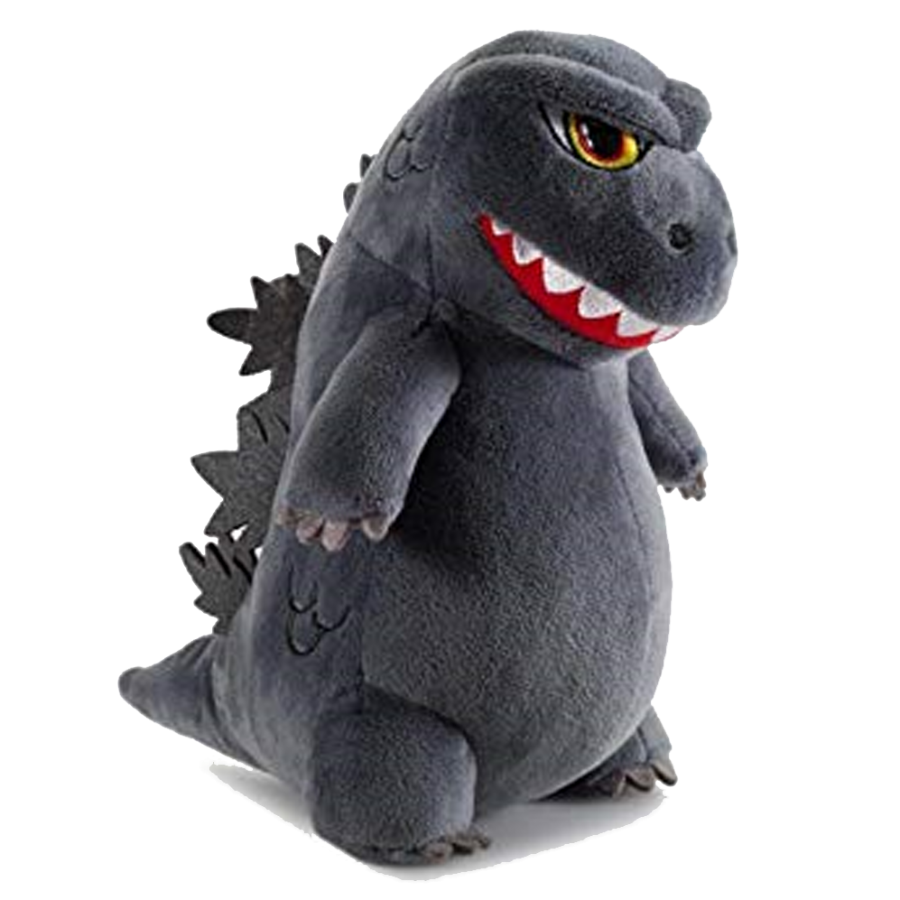 GODZILLA HUGME VIBRATING PLUSH BY KIDROBOT