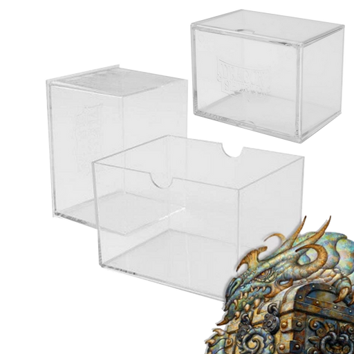 (Clear)Dragon Shield Strongbox