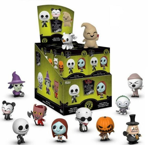 Nightmare Before Christmas  Mystery Minis