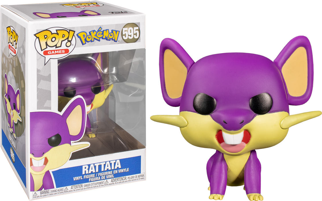 Rattata - Funko Pop Games: Pokémon