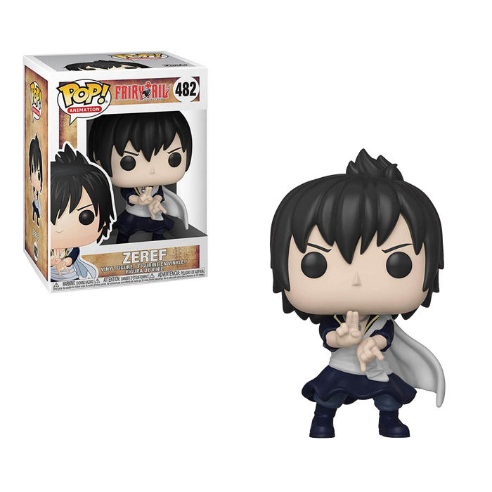 ZEREF -  FAIRY TAIL FUNKO POP! ANIMATION  VINYL FIGURE