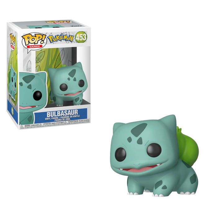 Bulbasaur - Funko Pop Games: Pokémon