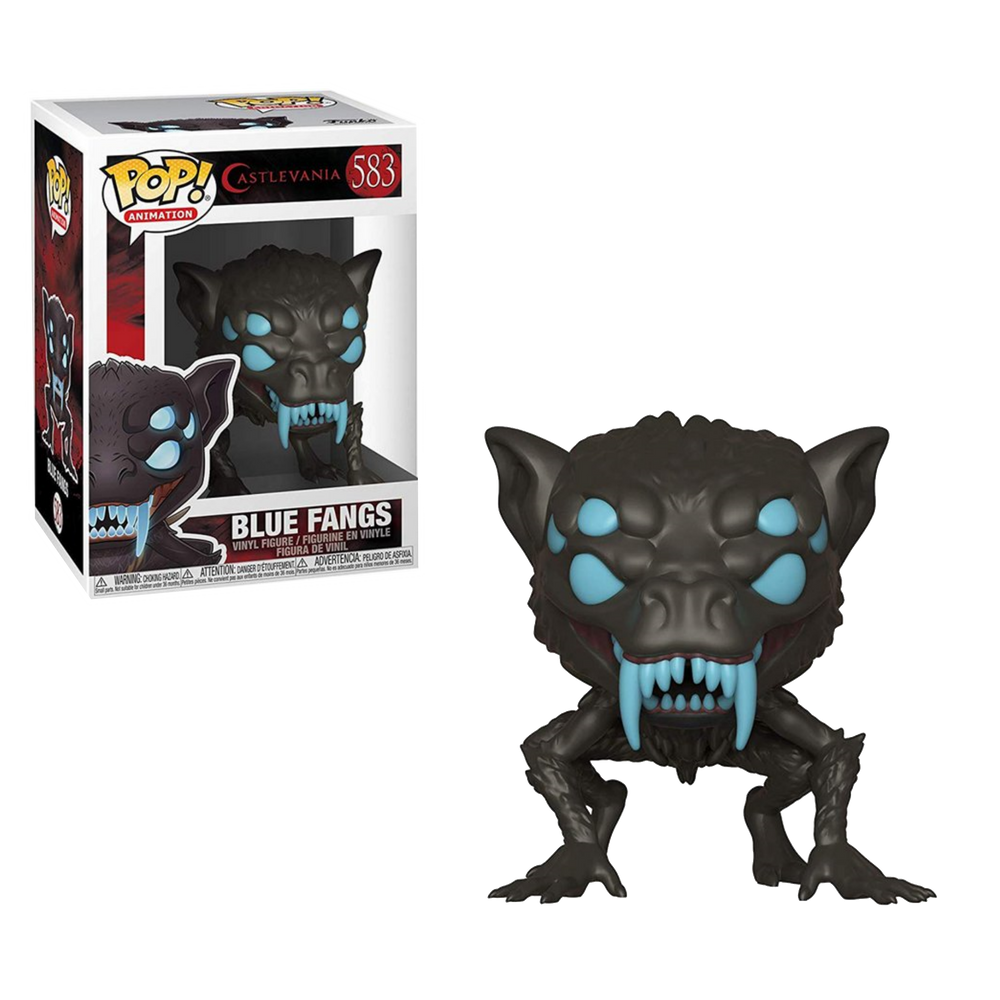 BLUE FANGS - CASTLEVANIA  POP! VINYL FIGURE