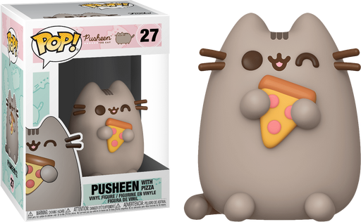 Pusheen w/Pizza - Funko Pop!