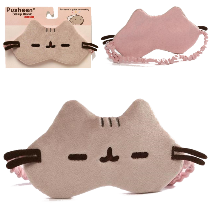 "PUSHEEN SLEEP MASK, 7"" - Pusheen"