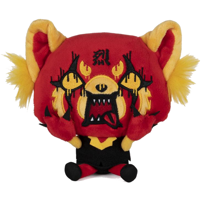 AGGRETSUKO RED RAGE, 7 IN - by: Gund