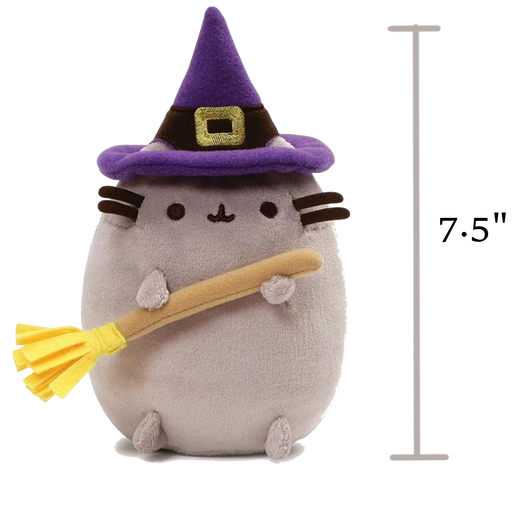"Pusheen Witch, 7.5"" - Pusheen"