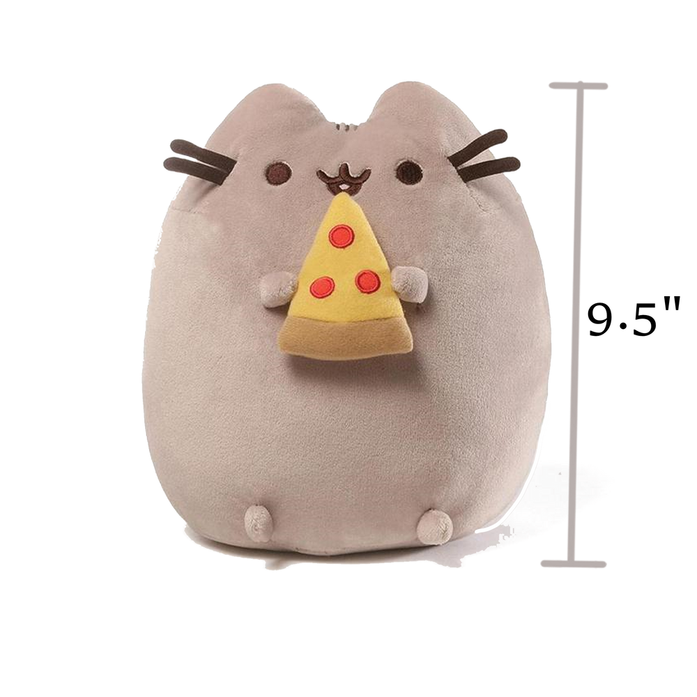 "PIZZA, 9.5"" - Pusheen"