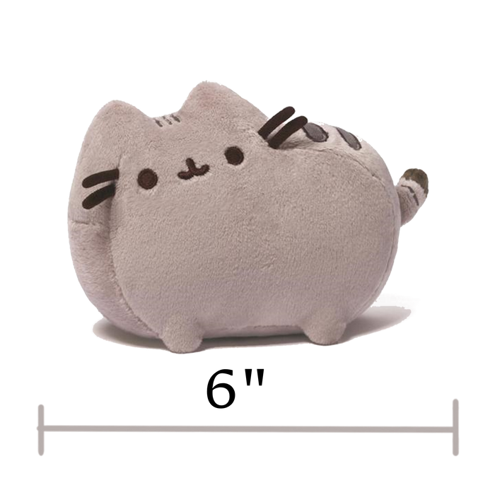 "Original, 6""- Pusheen"