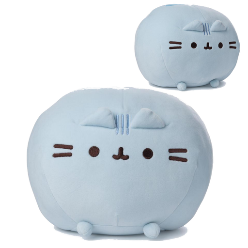 BLUE ROUND PUSHEEN SQUISHEEN