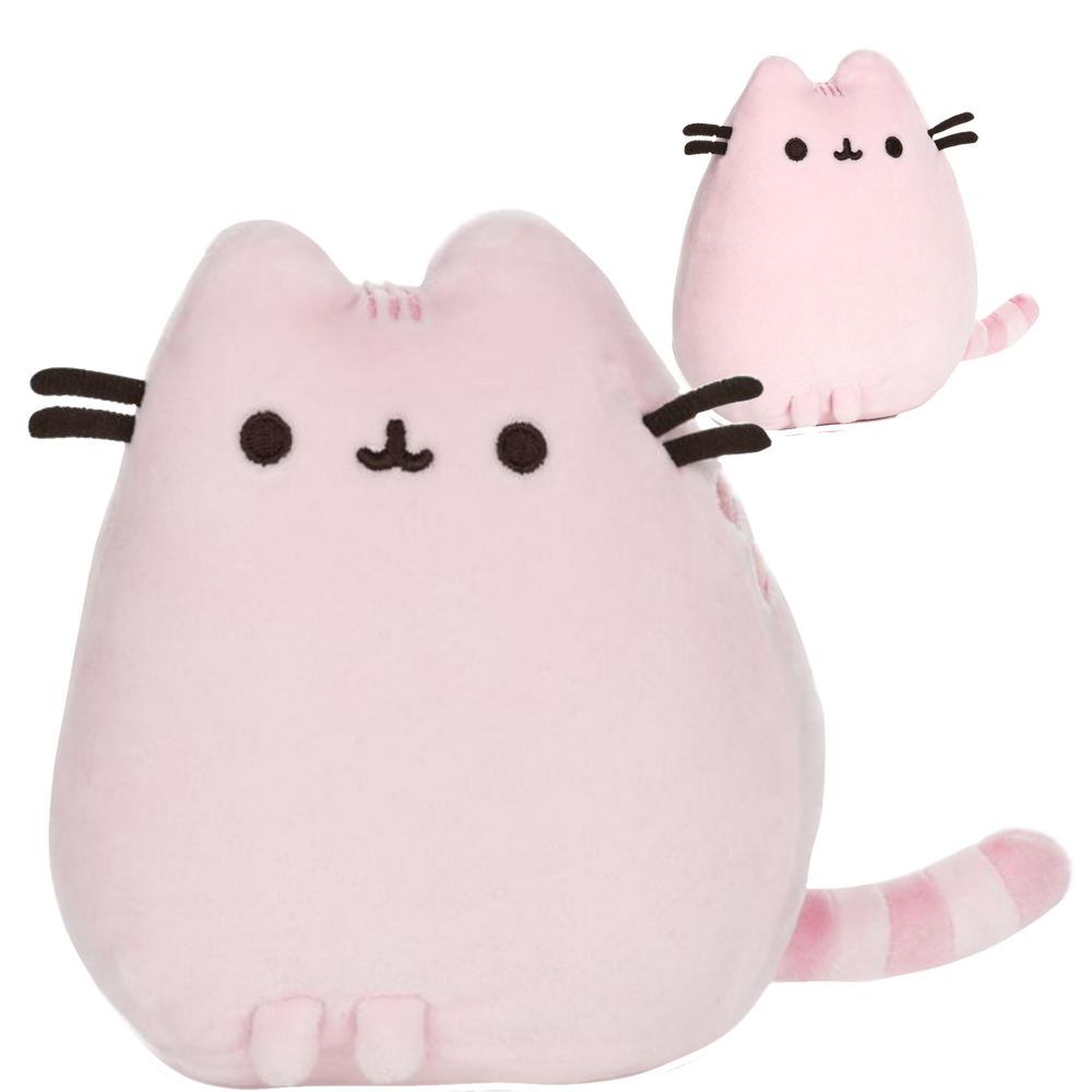 Pink Pusheen Squisheen Pet Pose, 6 IN
