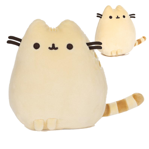 Orange Pusheen Squisheen Pet Pose, 6 IN
