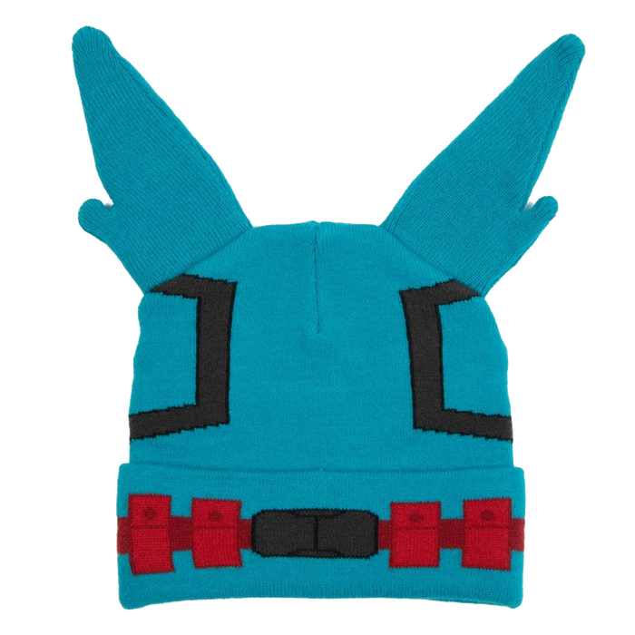 Deku Suit Up Beanie - My Hero Academia
