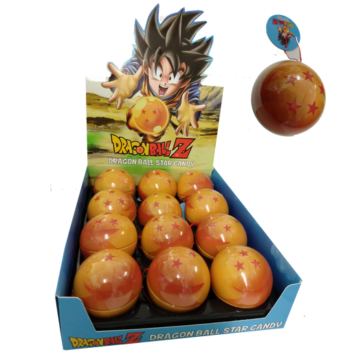 Dragon Ball Z Star Candy, 1.1 oz