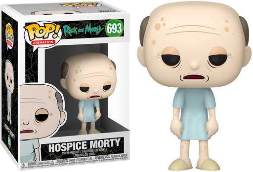 Hospice Morty -  Rick and Morty Vinyl Figure Funko Pop!