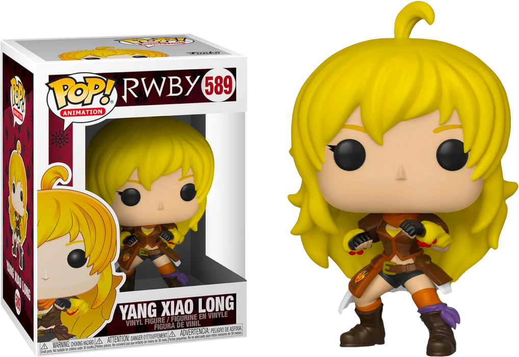 Yang Xiao Long - RWBY funko Pop! Vinyl Figure