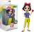 "Snow White Comfy Princess - Ralph Breaks The Internet! Rock Candy  5"" Vinyl Figure"