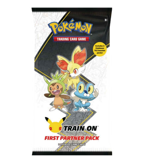 Pokémon TCG: First Partner Pack (Kalos)
