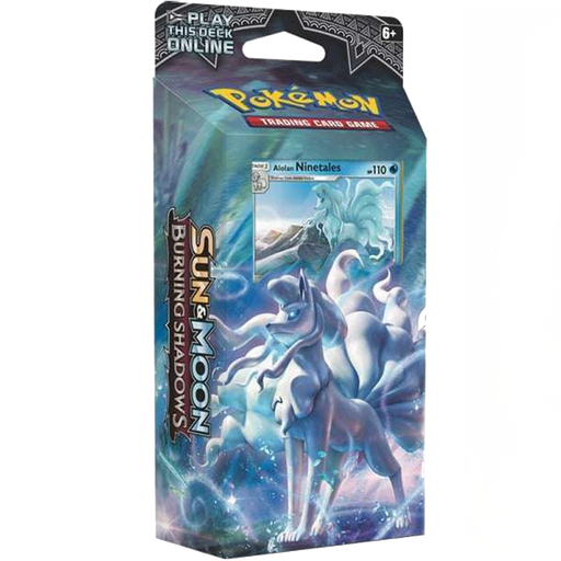 Burning Shadows Pokémon Sun & Moon TCG: Theme Deck