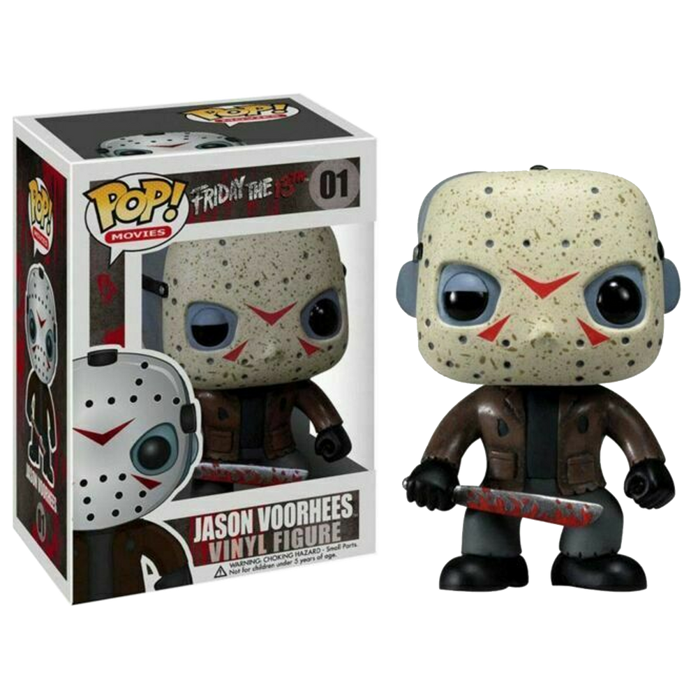 Jason Voorhees  -  Friday The 13th: Funko Pop! Movies