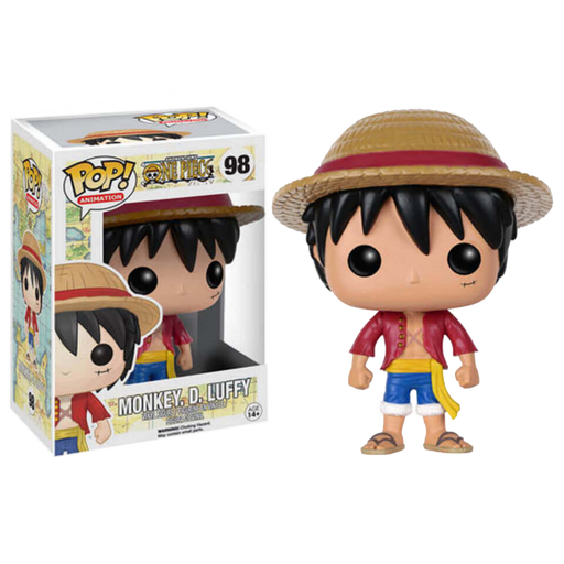 MONKEY D. LUFFY - ONE PIECE: FUNKO POP! VINYL