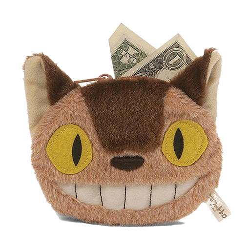 Cat Bus Coin Purse, 5 in - My Neighbor Totoro