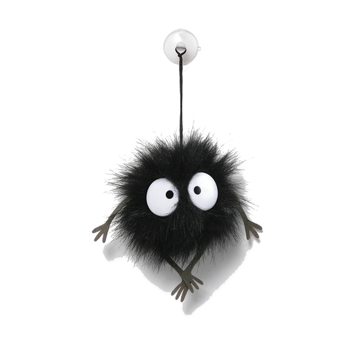 Soot Sprite Cling, 1.5 in - Studio Ghibli
