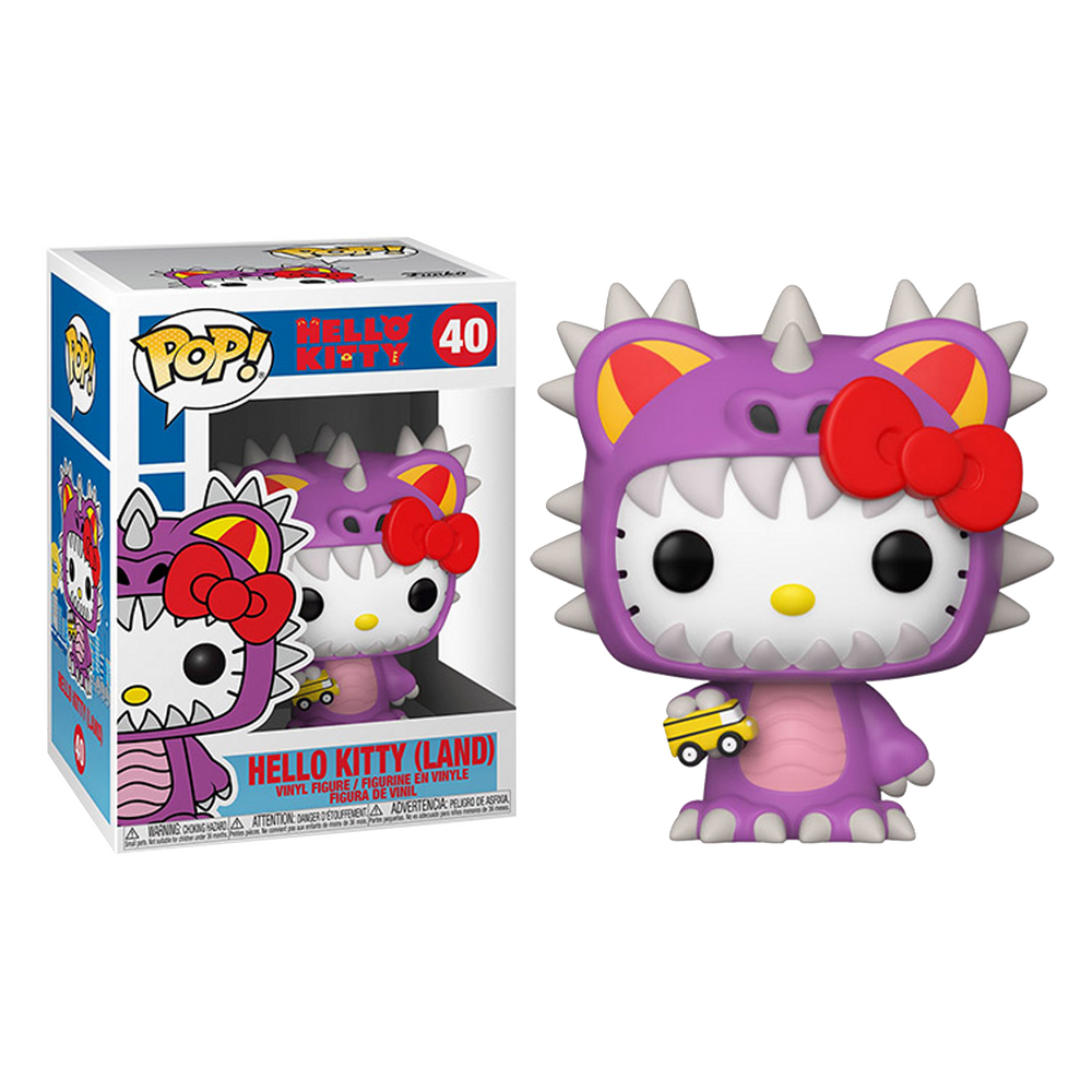 Hello Kitty Land Kaiju - Hello Kitty Pop! Vinyl Figure