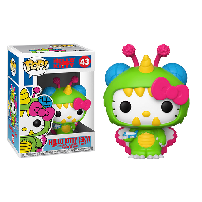 Hello Kitty Sky Kaiju - Hello Kitty Pop! Vinyl Figure