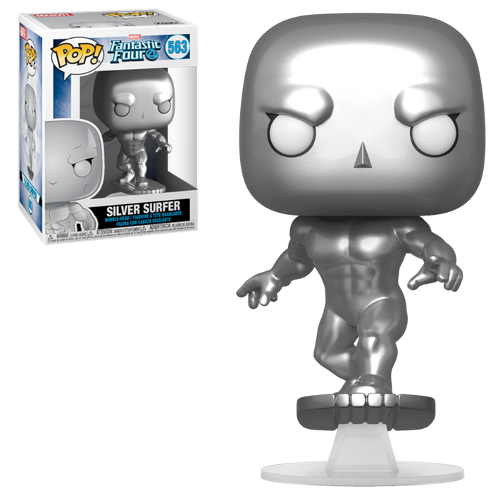 Silver Surfer -  Fantastic Four Pop! Vinyl Figure