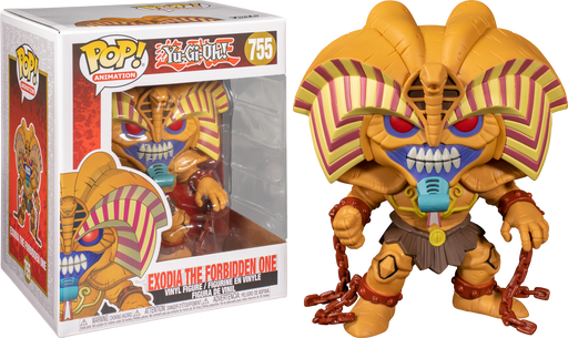 "Exodia The Forbidden One 6"" - Yu-Gi-Oh! Pop! Vinyl Figure"