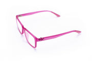 GlamBaby Hayes glasses- Bright Pink
