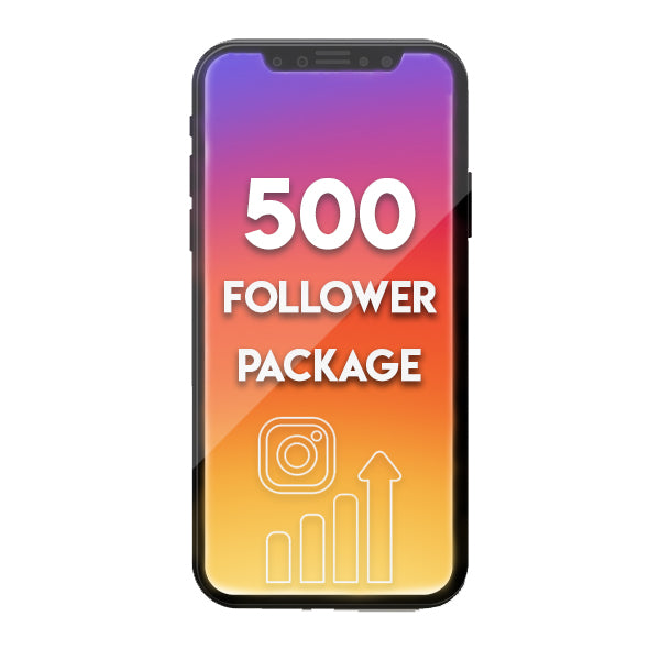 500 Targeted Monthly Instagram Followers