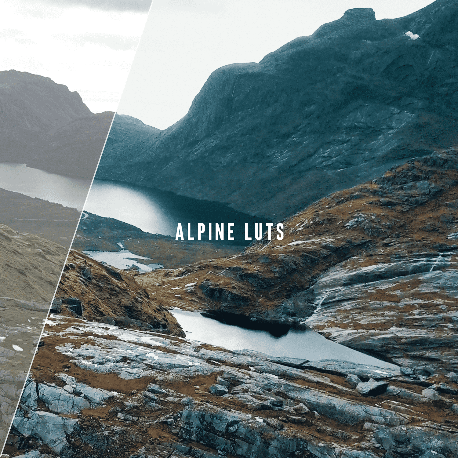 Alpine Lut Pack