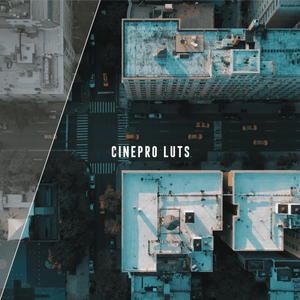 CinePro Cinematic Lut Pack