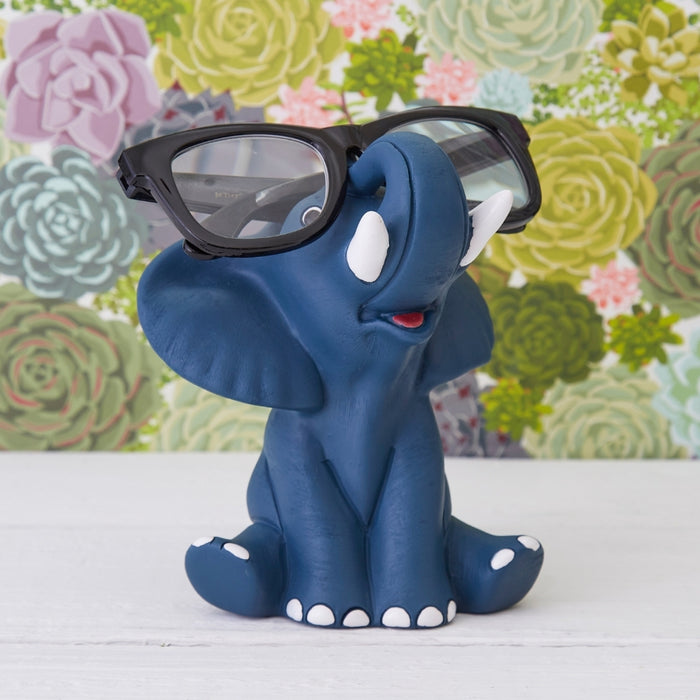 Elephant Eye Glasses Holder