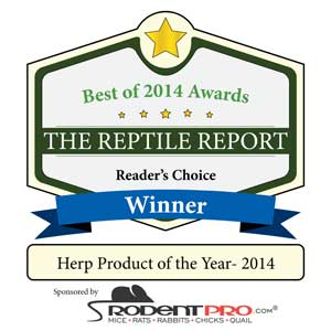 pangea gecko diet product of the year