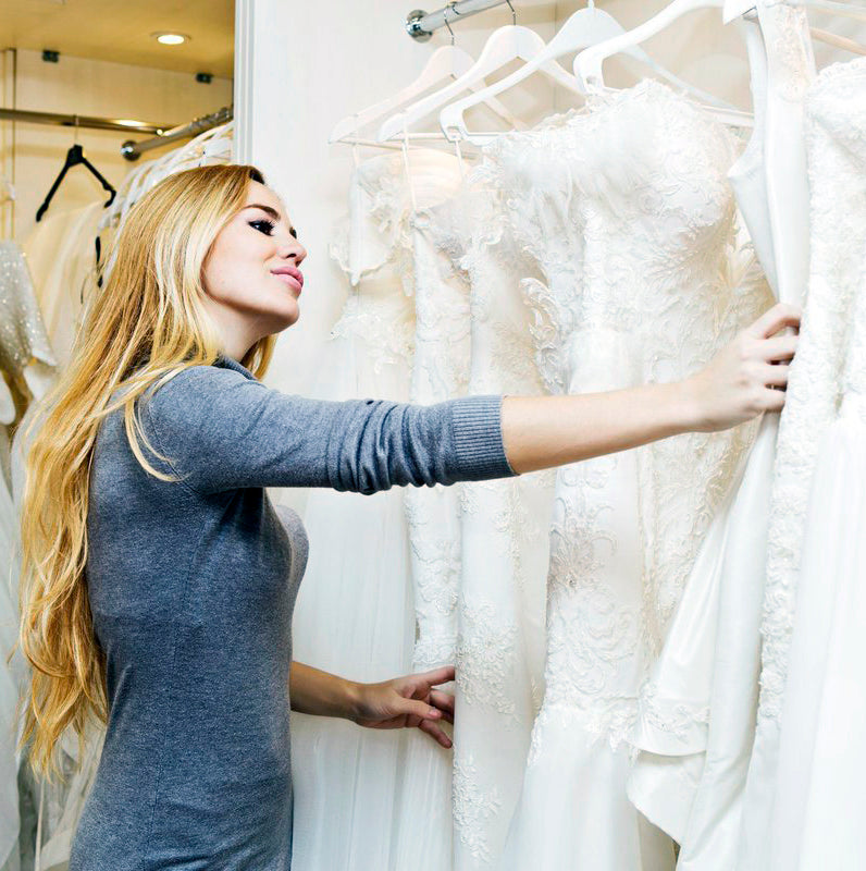 How to find the perfect wedding dress!