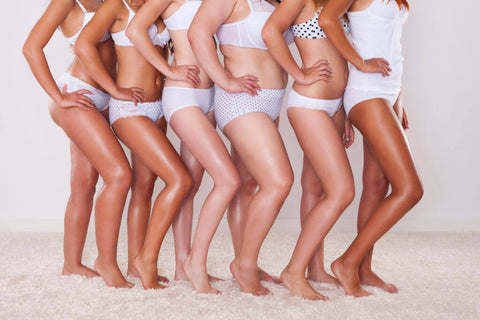 every woman has different curves